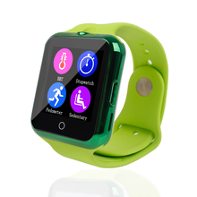 C88 Sports Bluetooth Smart Watch Sync Notifier Support SIM TF Card Multilanguage SmartWatch For IPhone IOS