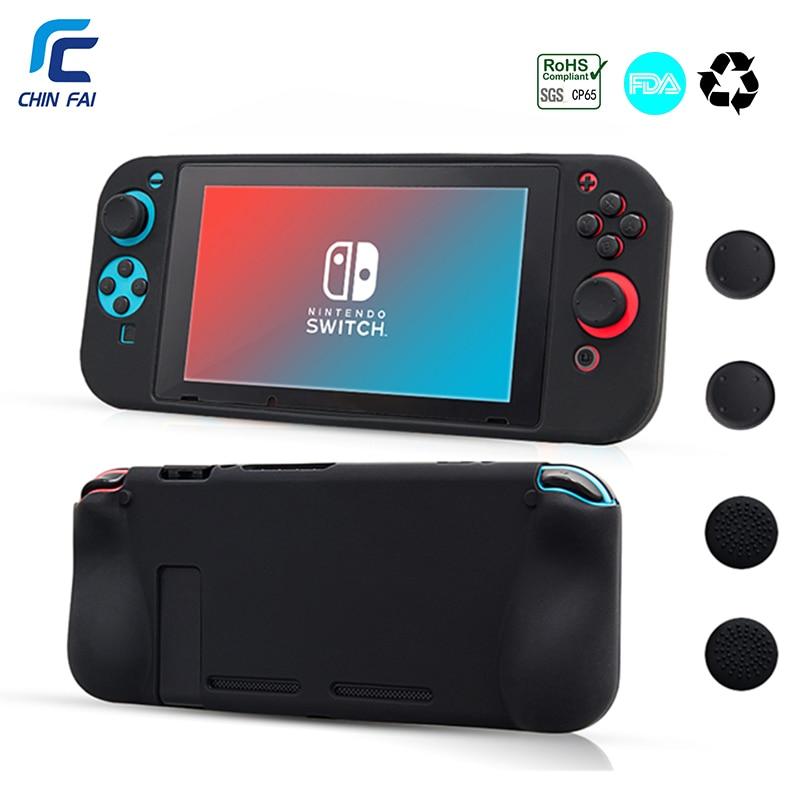 Nintendo Switch szilikon tokburkolat mindegyikben egy szilikon 360 - Játékok és tartozékok