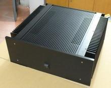 New4015 полный Алюминий корпус усилителя/Мини Amp случай/предусилитель коробка/БП шасси