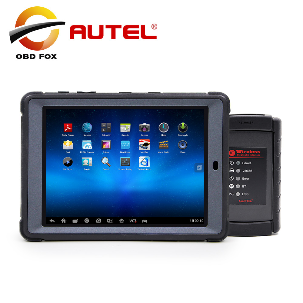 Car Diagnostic App >> 2017 Top selling 100% Original Autel MaxiSys Mini MS905 Diagnostic Analysis System with 7.9 ...