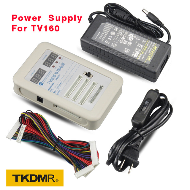 TKDMR Apparecchiature speciali per l'alimentazione di manutenzione piatta di seconda generazione - Facile da trasportare - Piccola - Potente funzione di protezione