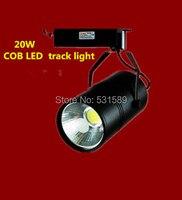 10 adet/grup Ücretsiz kargo 20 w LED Parça Spot 85 ~ 100LM/W ray lambası AC85 ~ 265 V  entegre çipler 2 PIN