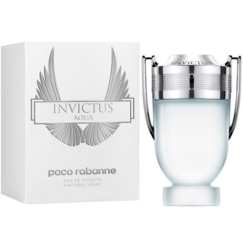 INVICTUS AQUA BY PACO RABANNE By PACO RABANNE For MEN цена 2017