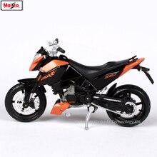 Maisto 1:18 KTM 690-DUKE original authorized simulation alloy motorcycle model toy car