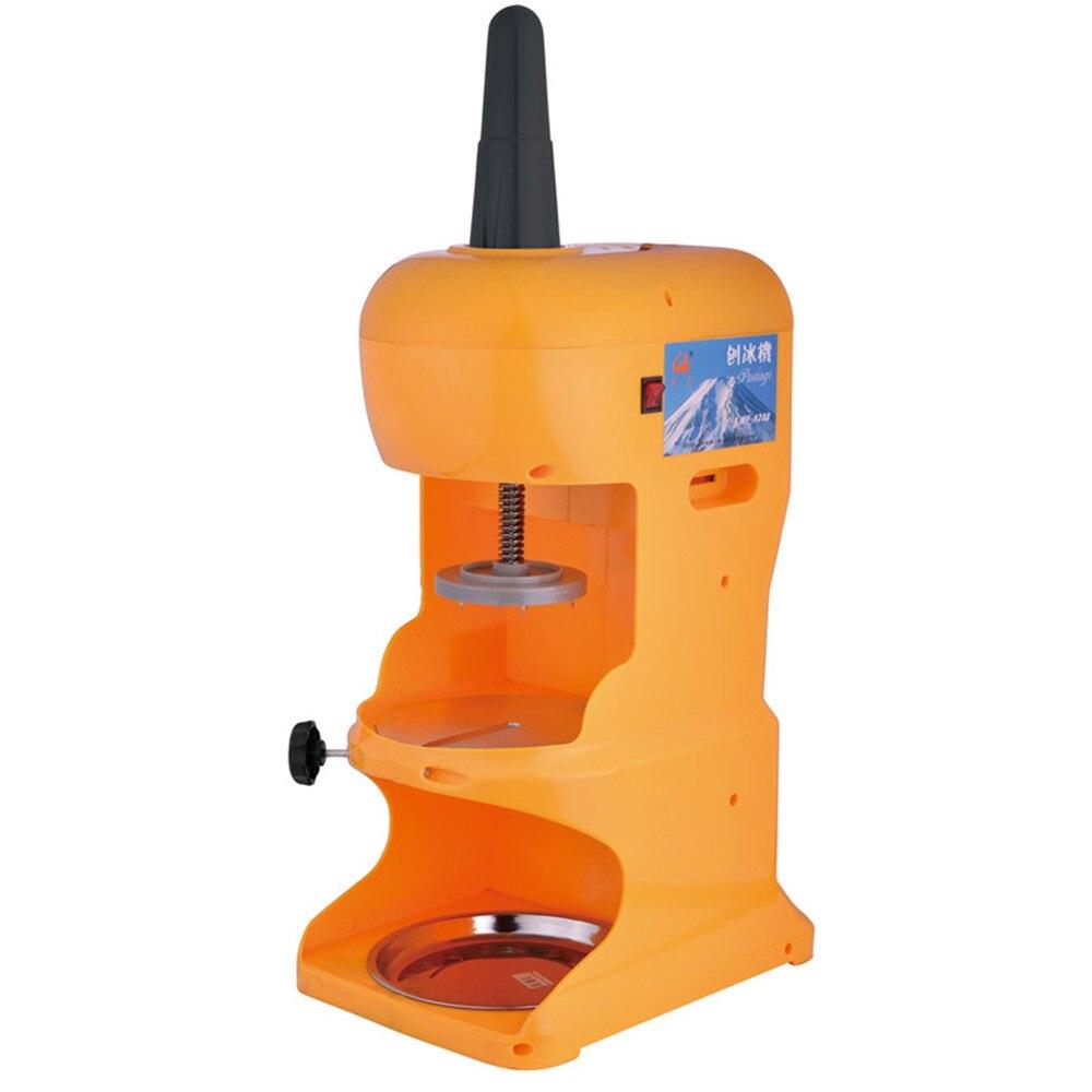 Ice crusher snow cones shaver electric block shaving machineIce crusher snow cones shaver electric block shaving machine