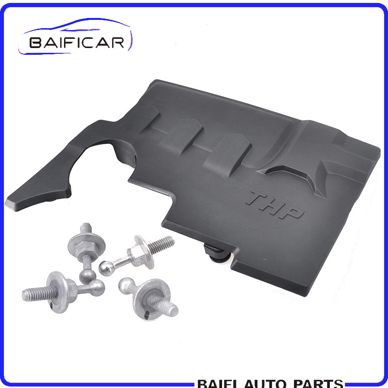 Baificar Brand New TPH EP6 Engine Upper Cover Bonnet Guard With Screw For Peugeot 508 3008