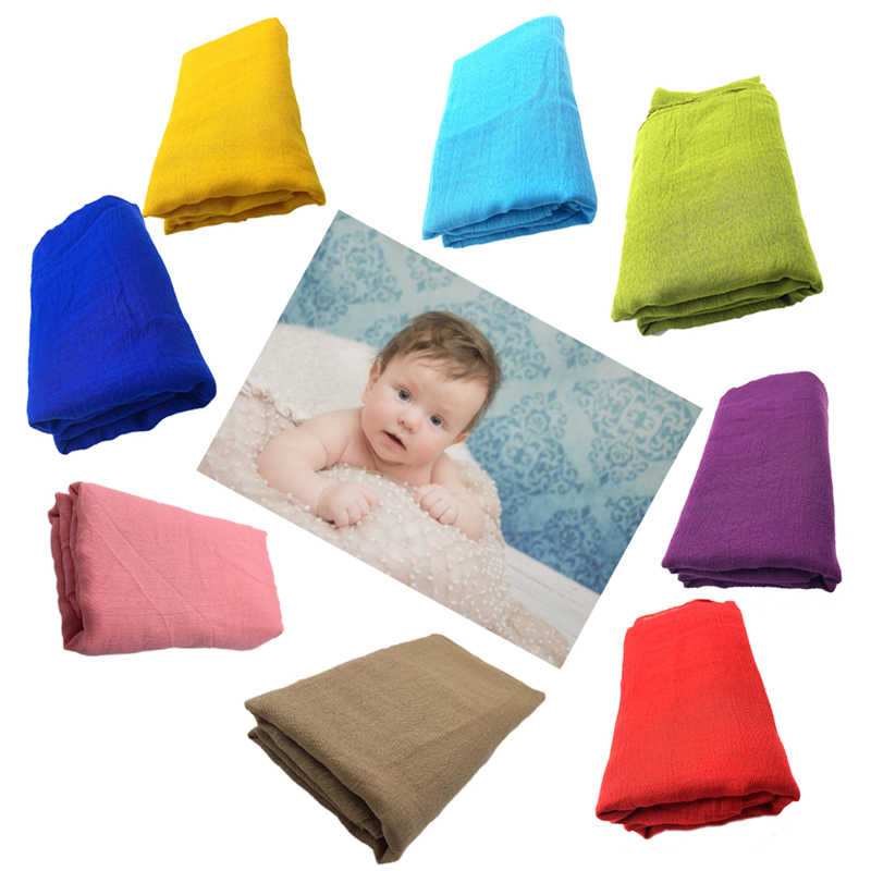 Blanket & Swaddling Back To Search Resultsmother & Kids 1pc Ewborn Baby Infant Wrap Knit Towel Baby Photography Props Wraps Cloth Gauze