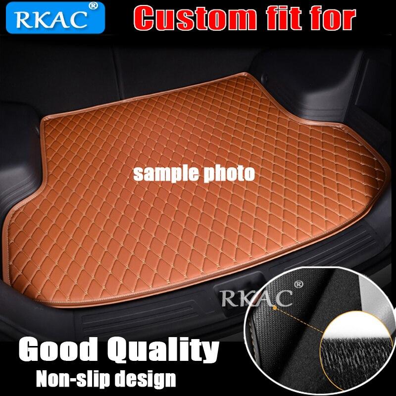 Tapis de coffre de voiture personnalisé RKAC pour CHANA CS35 Alsvin Benni CX20 CX30 CS75 CS15 CS95 CS55 accessoires auto de style de voiture bonne qualité