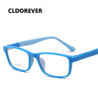 High Quality Silicone TR90 Student Eyeglasses Super Light Spectacle Frame Children Cute Optical Glasses Frame Kids