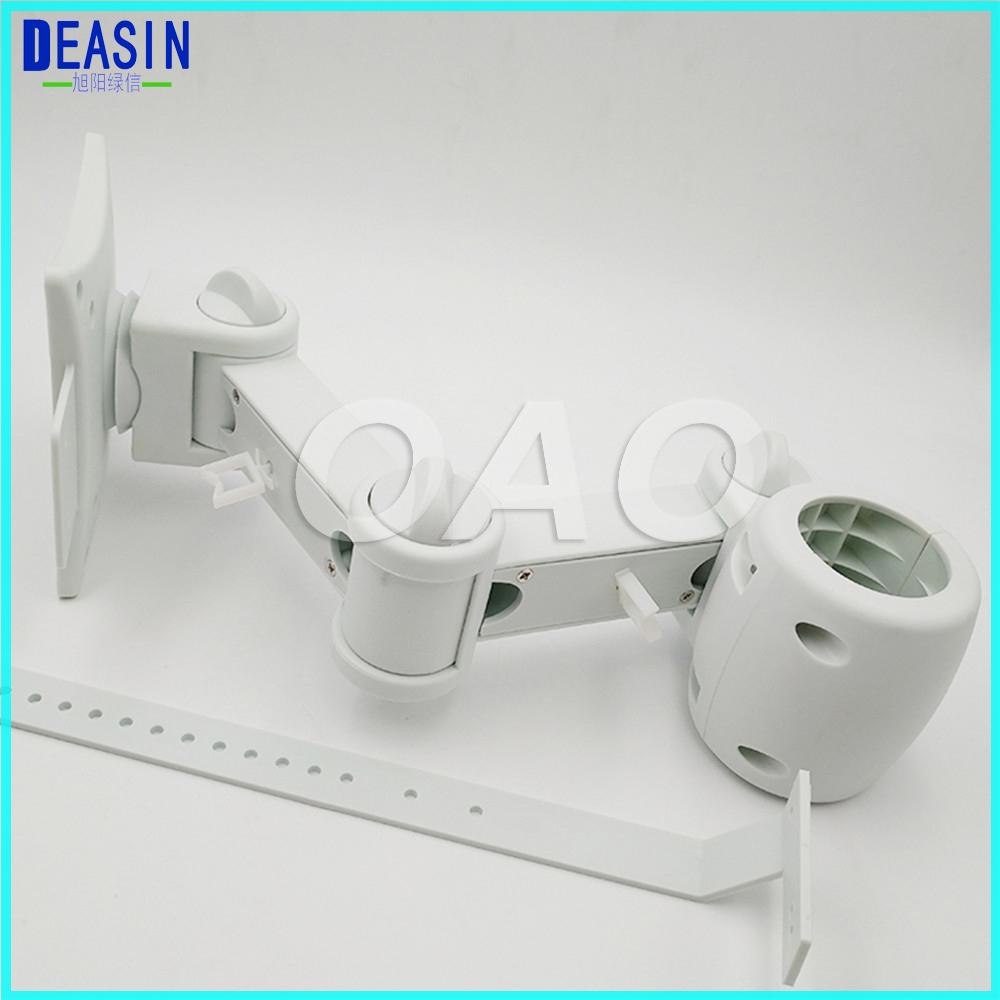 2018 High Quality ndoscope monitor arm holder oral dental intraoral camera monitor bracket dental chair accessories Toiletry Kit dental chair toroidal transformer 200w dental equipment accessories