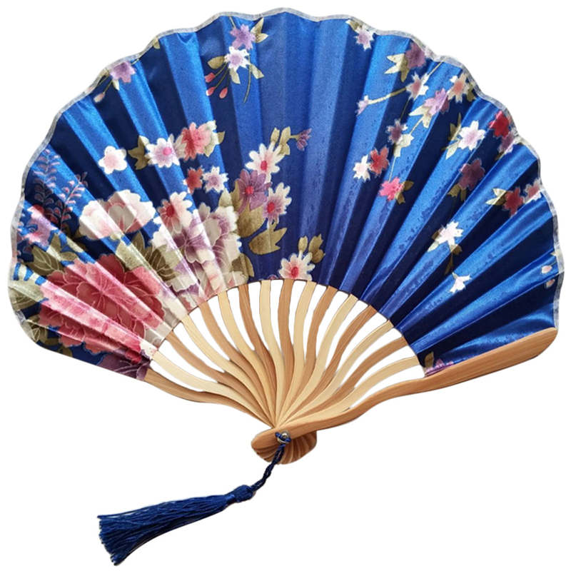 Chinese Style Bamboo Decoration Fan 1