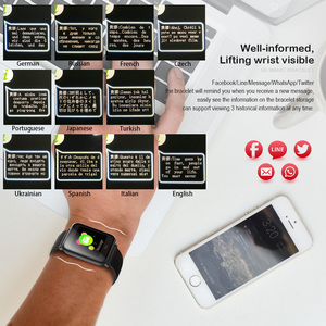 Image 4 - Q9 Smart Watch Blood Pressure Heart Rate Monitor IP67 Waterproof Sport Fitness Trakcer Watch Men Women Smartwatch Dropship