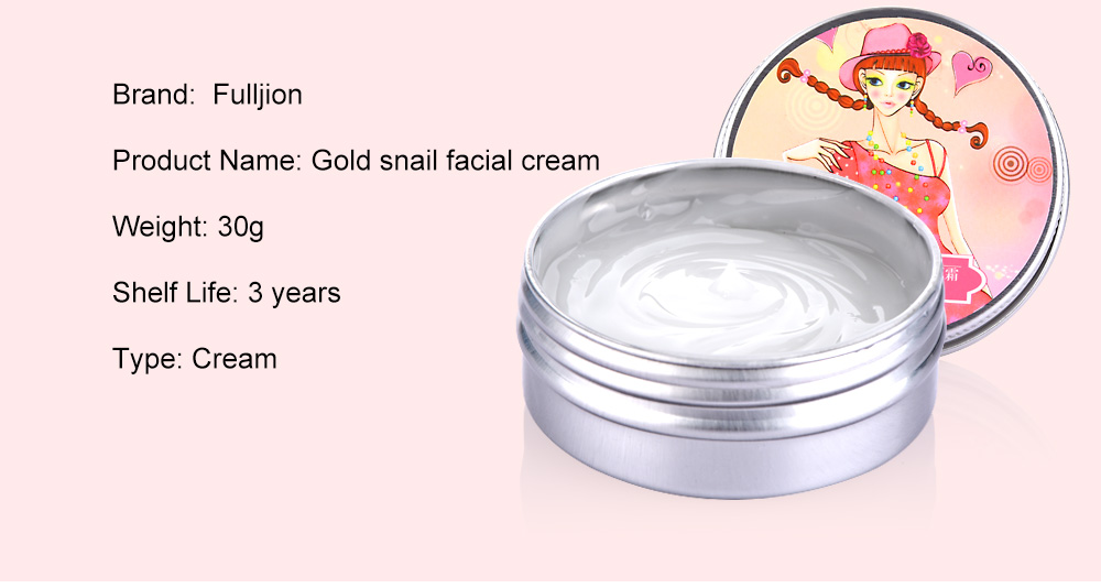 Snail Face Cream Moisturizing Anti-Aging Whitening Cream For Face Care Acne Anti Wrinkle Superfine skin care tools 8