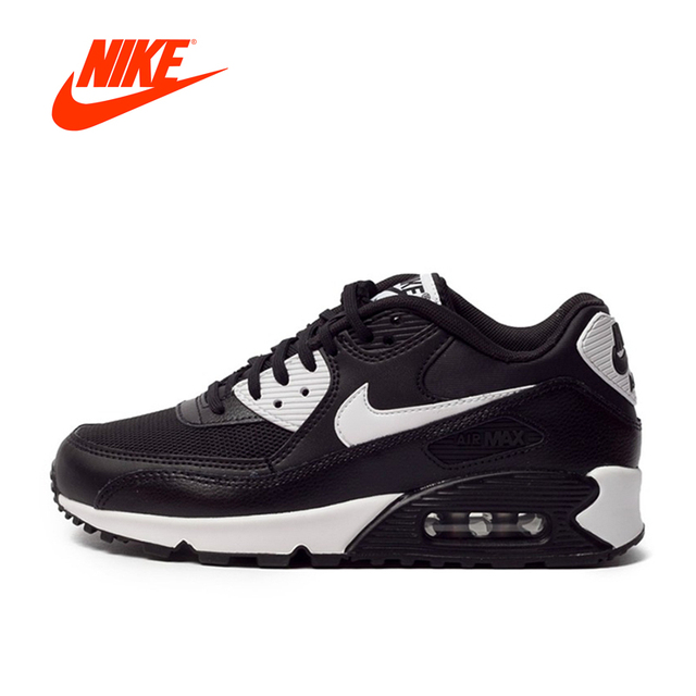 38e0bd26f8f1 NIKE AIR MAX 90 ESSENTIAL Breathable Women s Running Shoes Sneakers Tennis  Shoes Women Running Shoes Classic Sports Outdoor