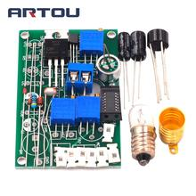 Sound and Light Control Corridor Light Circuit Kit Electronic Product