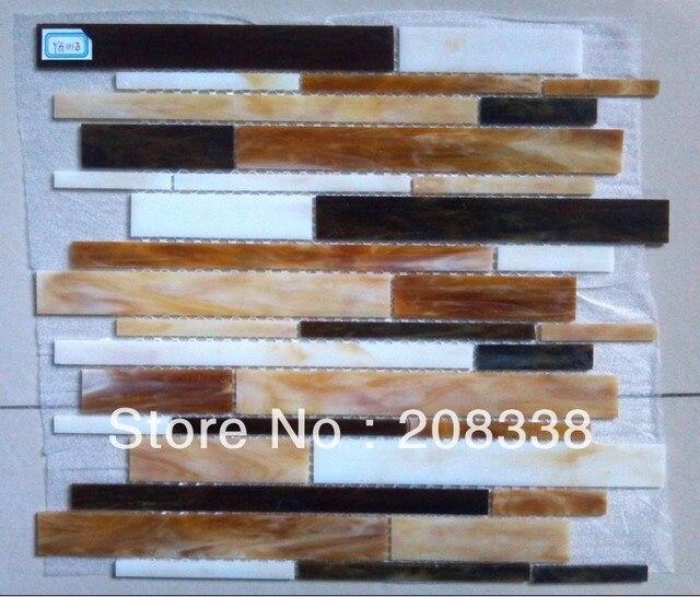 Mosaicos Para Suelos. Good Cristal Mosaico Tiffany Bao Cocina Pared ...