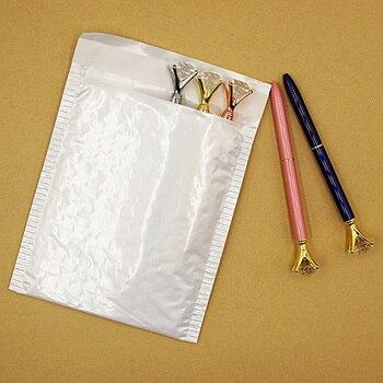 10 PCS 14*16cm Waterproof White Pearl Film Bubble Envelope Mailing Bags Anti-shock Anti-pressure Anti-static 1