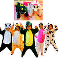 Kigurumi Children Kids Onesie Unicorn Boys Onesies for Teen Girls Pajamas Unicornio Pijama Pikachu Pokemon Stitch Animal Pyjamas