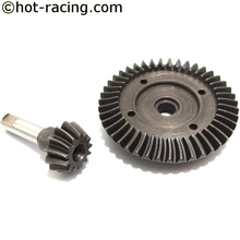 Spiral Diff Bevel Gear 43 13T set for Axial AX10 Wraith Ridgecrest EXO SCX10
