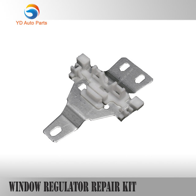 YD FREE SHIPPING WINDOW REGULATOR REPAIR METAL SLIDER FOR NISSAN TERRANO MKII FRONT LEFT / RIGHT