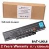 KingSener Japanese Cell Laptop Battery For DELL Inspiron 1425 1426 1427 1428 BATHL90L6 BATEL80L9 BATEL80L6 BATCL80L9