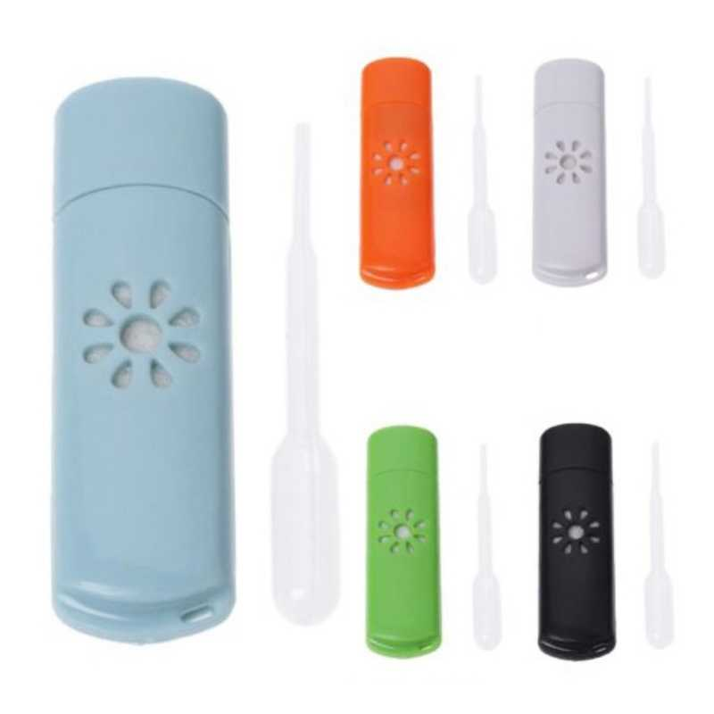 Mini USB รถน้ำมันหอมระเหย Diffuser Aroma Humidifier Aroma Diffuser Aromatherapy เครื่อง