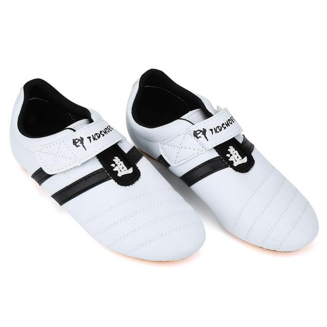 Adults Taekwondo Shoes Lightweight TaiChi Kung Fu Shoes Sports Training Boxing Shoes
