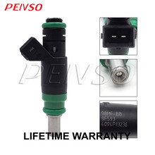 цена на PEIVSO 1429840 98MF-BB fuel injector for Ford Fiesta V 2001~2008 Fusion 2002~2012 1.4