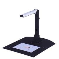NT Draagbare Vouwen Hoge snelheid Camera 500 W Pixels 2400x4800 dpi Automatische A4 Document Scanner CMOS Video Recorder Mobiele Kantoor