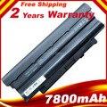 9 células 7800 mAh batería del ordenador portátil para Dell Inspiron N5110 N5010 N5010D N7010 N7110 M501 M501R M511R N3010 N3110 N4010 N4050 N4110