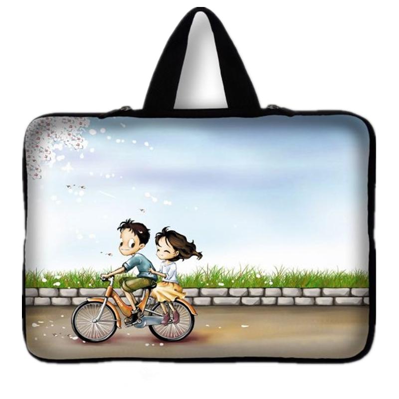 7.9 9.7 12 13.3 15.4 դյույմ Indie Pop Girls Laptop Bag Notebook - Նոթբուքի պարագաներ - Լուսանկար 3