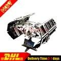 DHL Lepin 05055 Serie Star El Rogue Uno USC Vader TIE Set 10175 Bloques de Construcción Ladrillos Educativos de Combate Avanzados juguetes