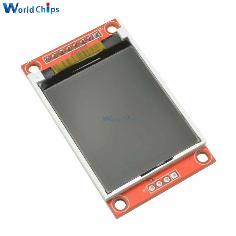 Diymore 1.8 Inch TFT LCD Module LCD Screen Module SPI Serial 51 Drivers 4 IO Driver TFT Resolution 128*160 For Arduino