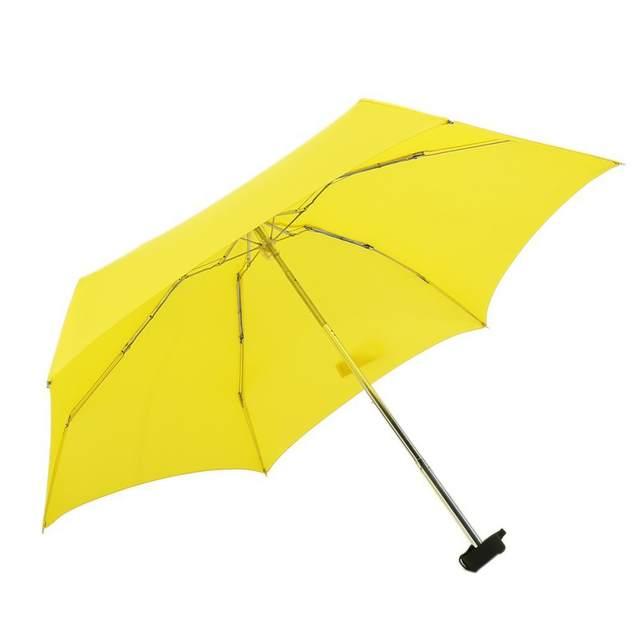 ddee1063813b Mini Capsule Pocket Light Umbrella Windproof Folding Umbrellas Travel  Compact Rain Umbrella Men TQ