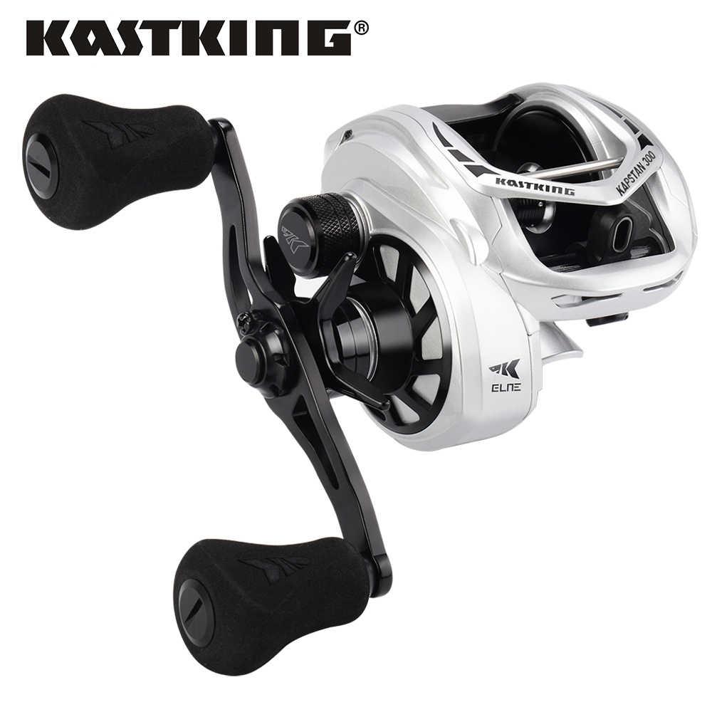 KastKing Valiant Eagle 6.6:1 11 BB Bait Finesse System Baitcasting Fishing Reel