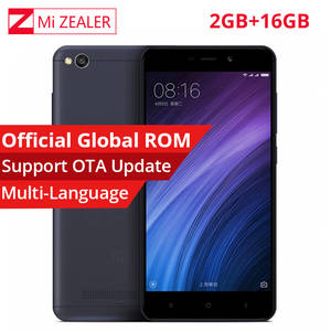 "Xiaomi 2 GB RAM 16 GB ROM Battery 5.0 ""4G LTE Redmi 4A Mobile Phone Snapdragon"