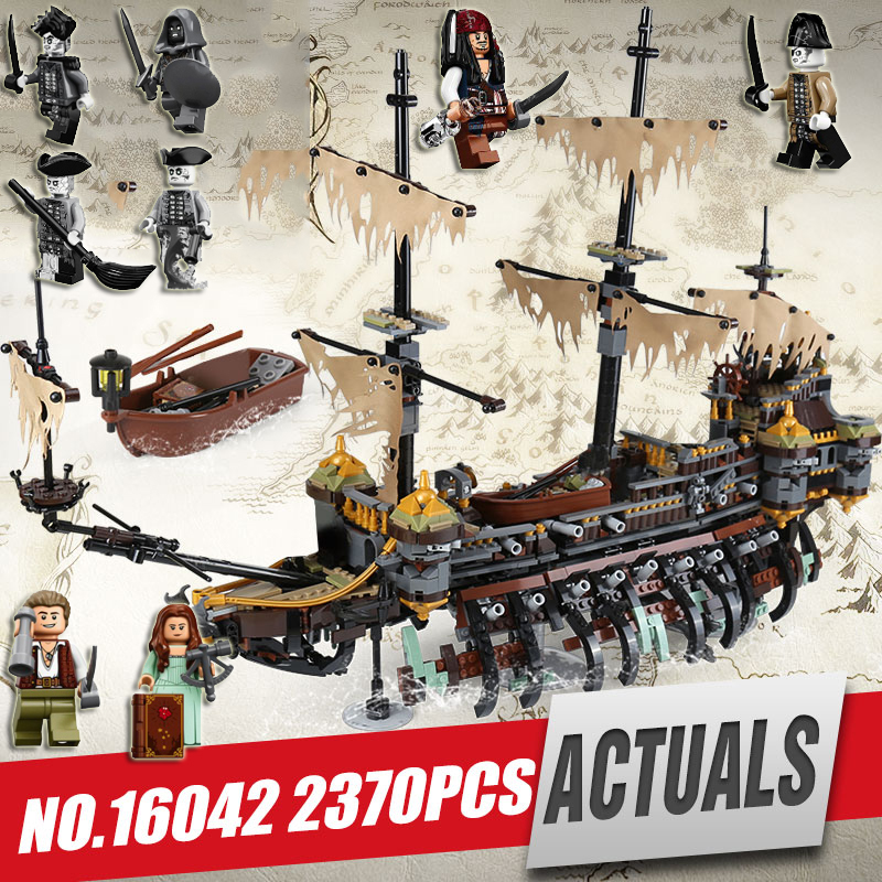 Lepin 16042 Pirate Ship Series The Slient Mary Set Children Educational Building Blocks Bricks Toys Model Gift legoing 71042 lepin 16042 pirate ship series the slient mary set legoingys 71042 children educational building blocks bricks toys gift