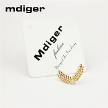 Mdiger Fashion Brooches Simple Mens Alloy Pins Corsage Clothes Accessory Casual Men's Shirt Brooch For Women Collar Corner Clips
