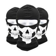 Мотоциклетная Балаклава, маска для лица, теплая, ветрозащитная, дышащая, для страйкбола, пейнтбола, езды на велосипеде, лыжный щит, анти-УФ, солнцезащитные шапки, шлем#30