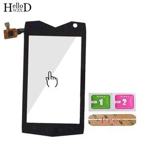 Image 3 - 4.0 טלפון נייד מגע זכוכית עבור מאן ZUG3 ZU G3 ZUG 3 A18 ip68 מגע מסך זכוכית Digitizer פנל כלים חיישן משלוח דבק