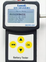 Russian Spanish Multi Languages Automotive 12V Car Auto Battery Tester 1100CCA BST System Analyzer Can