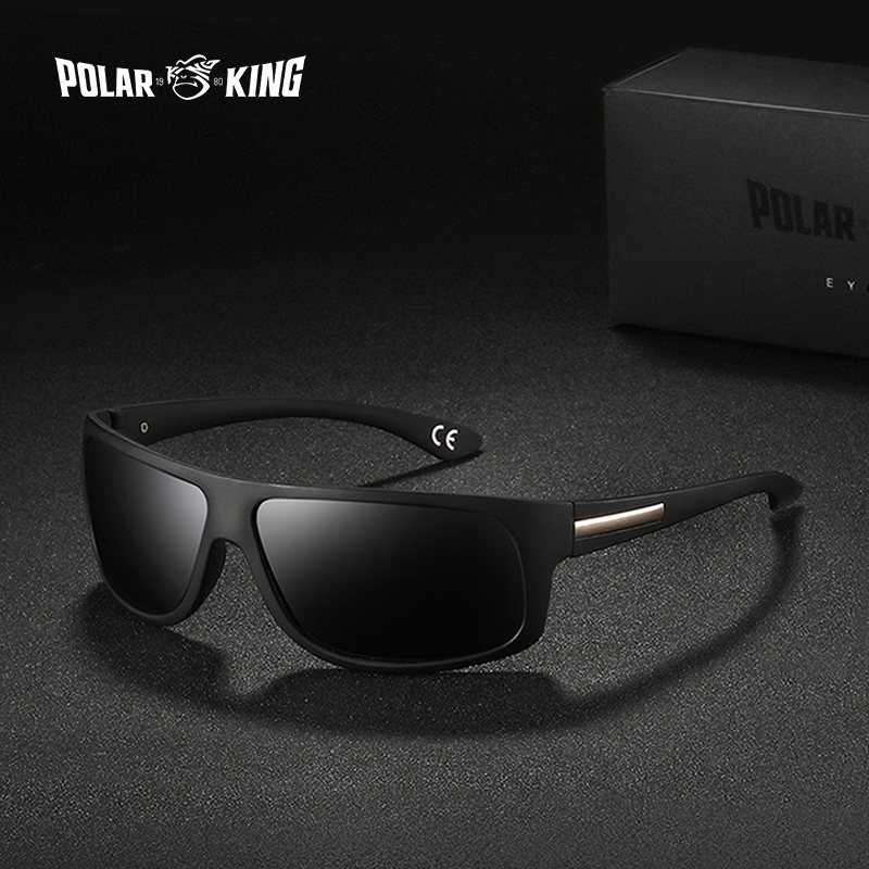 POLARKING Brand Sport Polarized Sunglasses For Men Oculos de sol Men's Driving Eyewear Traveling Sun Glasses
