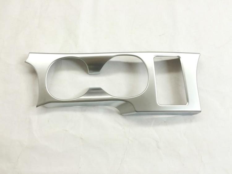 Nissan Qashqai 2016 J11 Su Kuboku Sahibi Dekorativ Çerçeveli - Avtomobil daxili aksesuarları - Fotoqrafiya 6