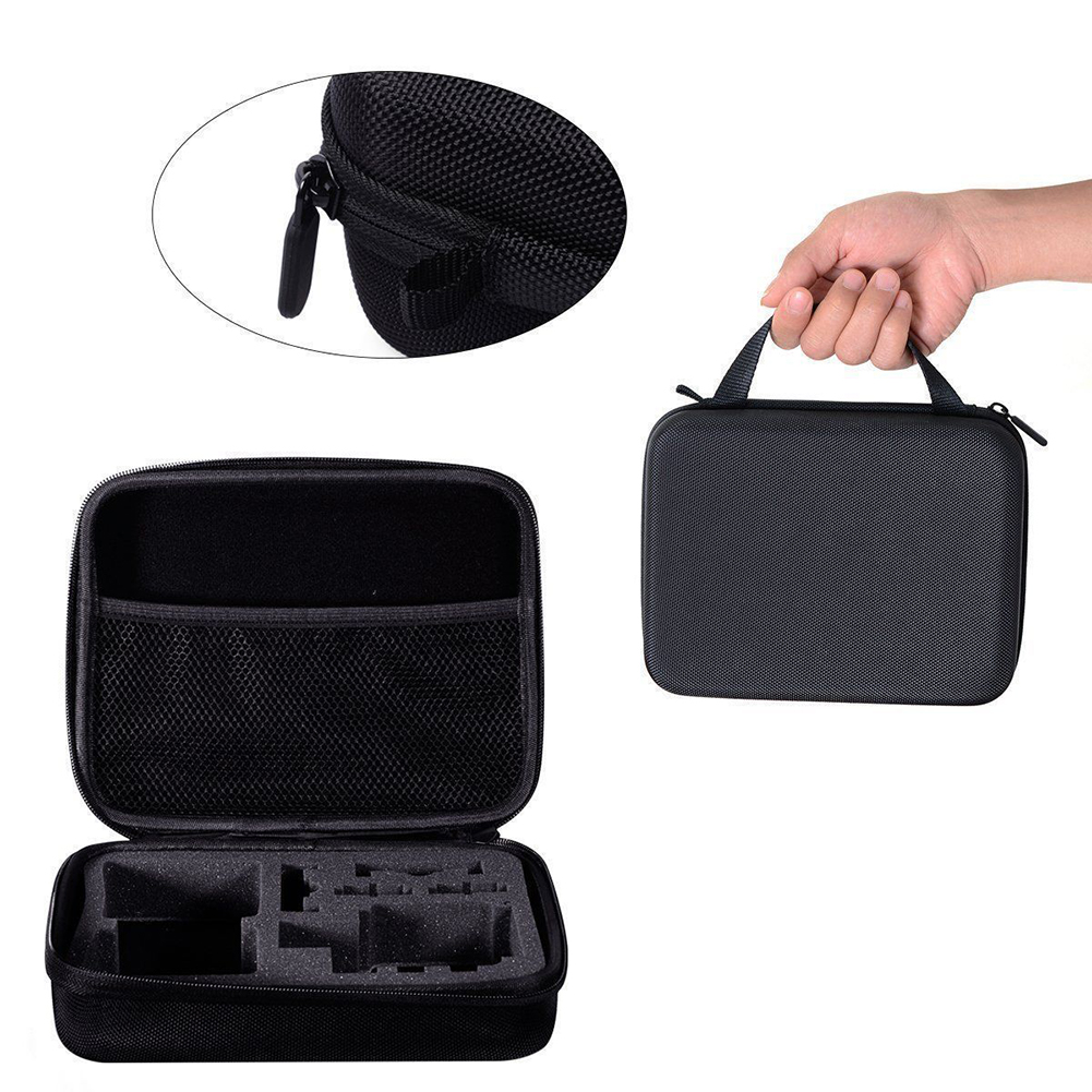 Waterproof Shockproof EVA Storage Carry Hard Bag Case Protective Box for GoPro HERO 1 2 3 3+ 4 5 Small Portable Camera Bag New