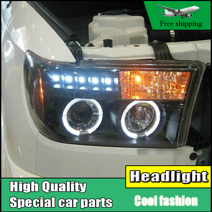 Car Styling Head Lamp For Toyota Tundra 2009 2013