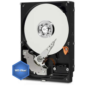 Western Digital 2TB 3.5\'\' WD Blue HDD Internal Hard Disk Drive Desktop 5400 RPM SATA 6Gb/s 64MB Cache Hard Drive For Computer PC