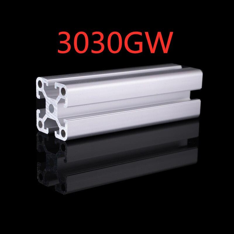 Aluminum Profile Euro Standard Pipeline Aluminum Profile Aluminum Frame Aluminum Profile 3030GW