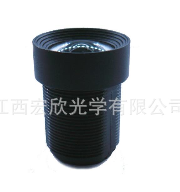 2.97mm Lens Non Distortion Wide Angle 1/2.5 For Sports Camera GoPro Camera CCTV Lens Scanner  Lens MI5100/MT9P001