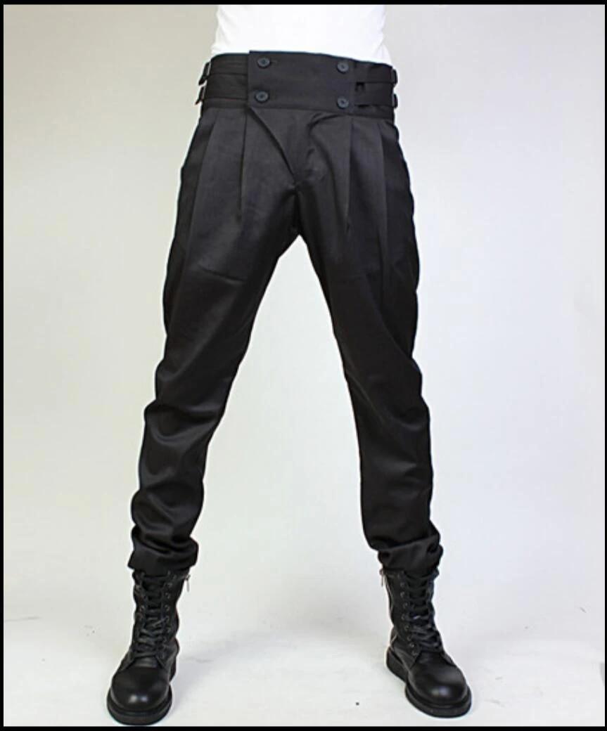 Black Boot Leg Pants