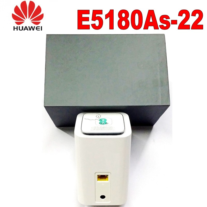 Desbloqueado Huawei E5180-LTE cubo-Huawei E5180As-22 CPE LTE Router